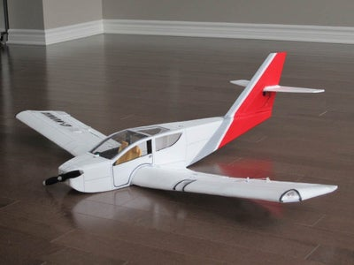 RC Plane With Modern Electronics
