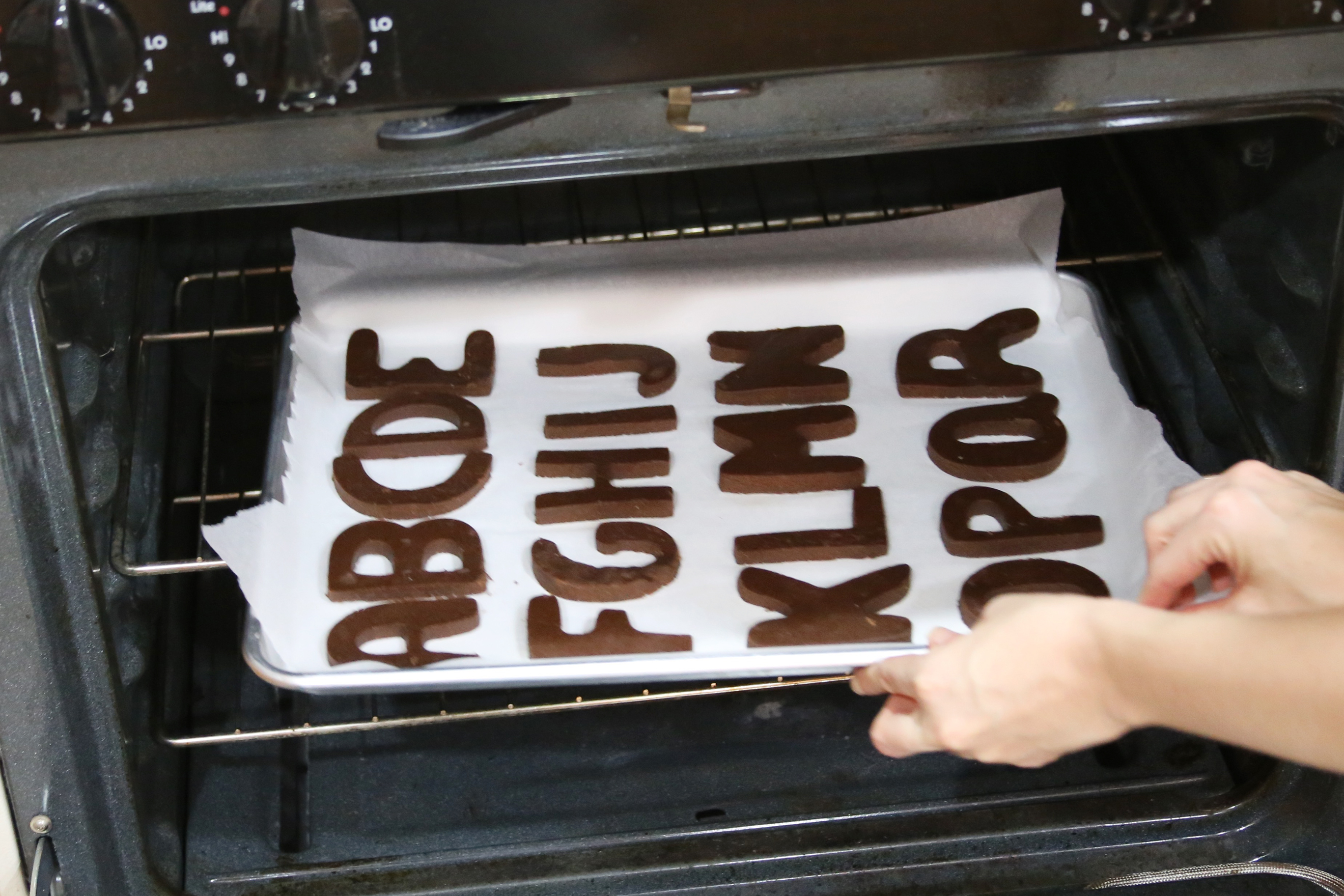 Picture of Bake the Letters