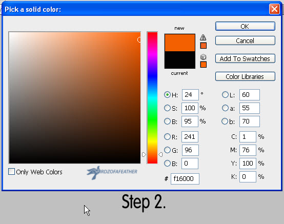 Picture of Review of Steps to Add Layers and Colorize