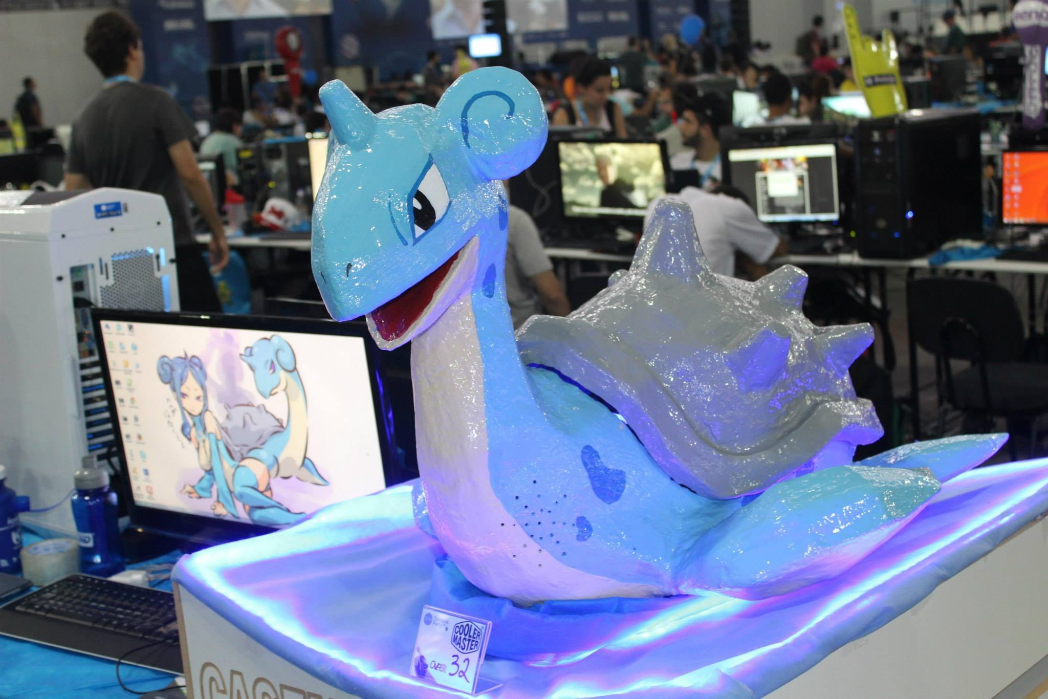 Picture of Casemod Pokemon Lapras