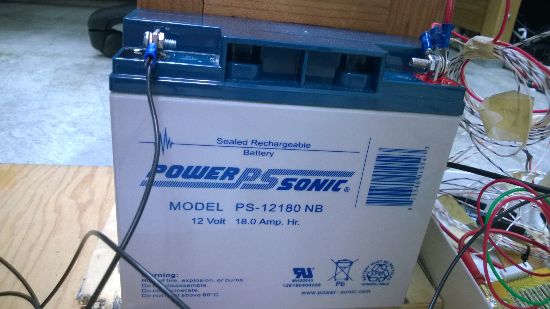 Picture of Generator to Battery