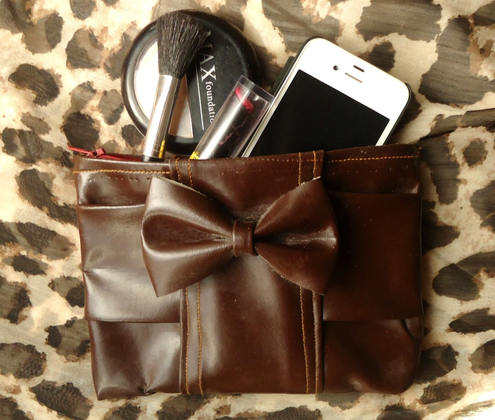 Picture of DIY Raxine Purse