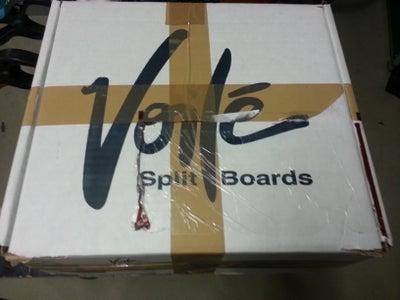 Buying a Splitboard-Kit