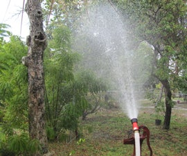 Water Your Lawn in a Hurry