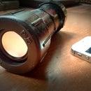 Portable PVC Pipe Bluetooth Speaker