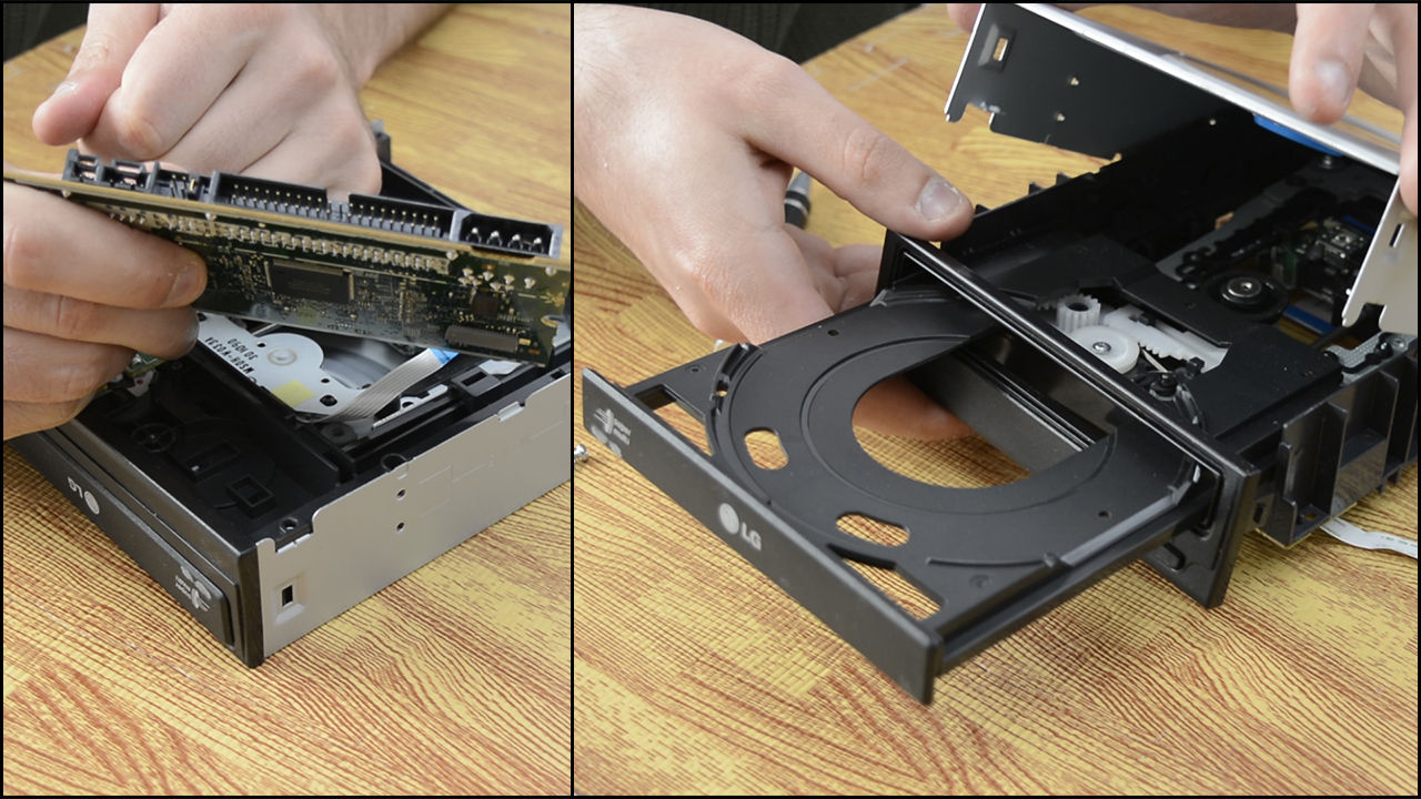 Picture of Safe in the CD-ROM
