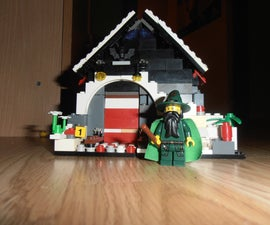 Lego Wizard's House