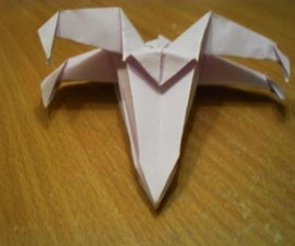 How to Origami an X-Wing Starfighter
