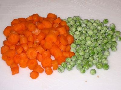 Prep Work: Veggies!