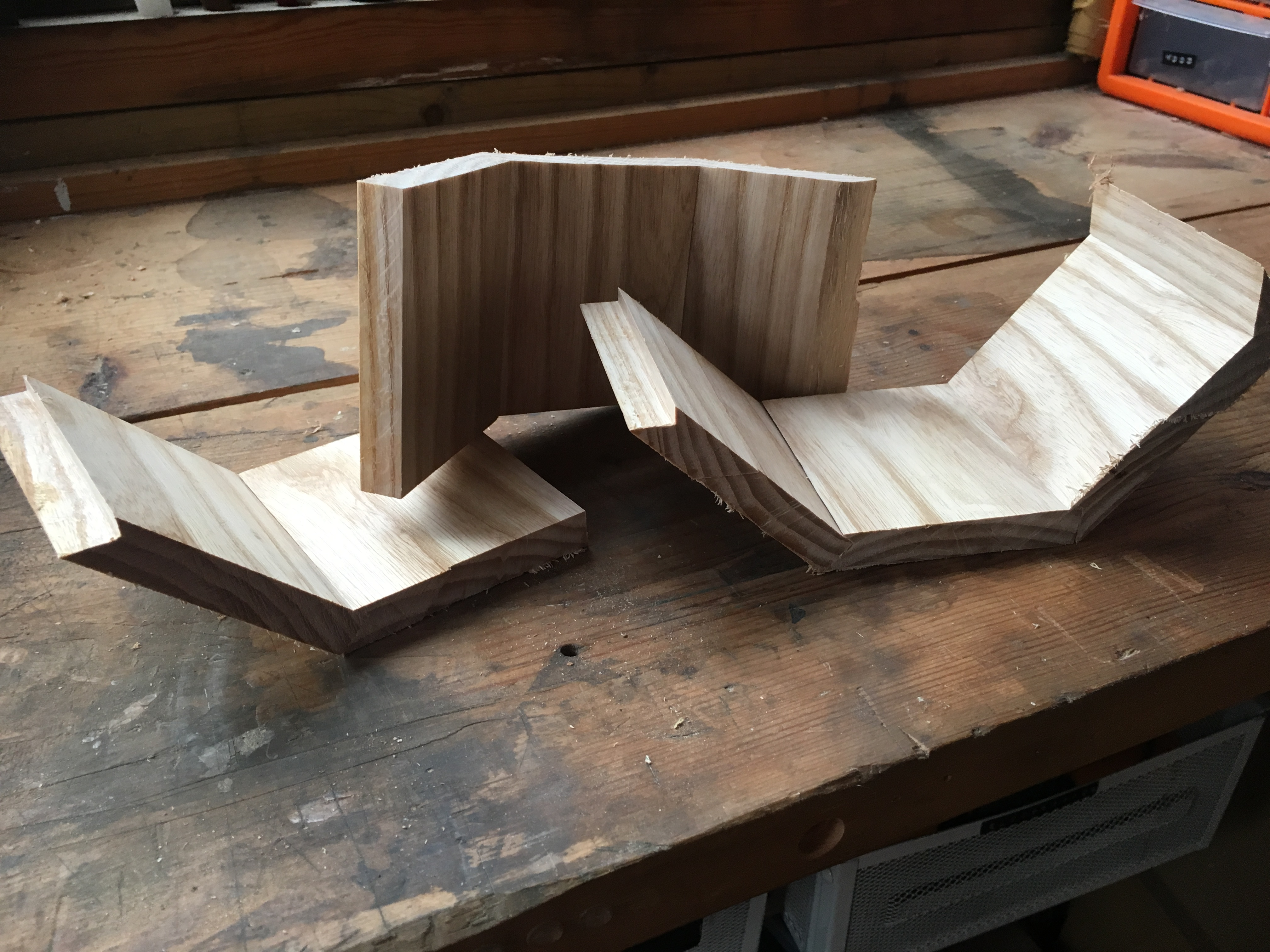 Picture of Bird Mouth Joinery