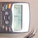 Sharp Calculator Hack