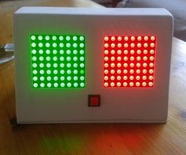 Arduino Fencing Scoring Apparatus