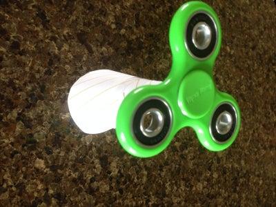 1 Min Fidget Spinner Stand