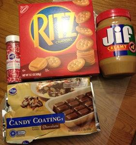 No Bake Ritz Cookies