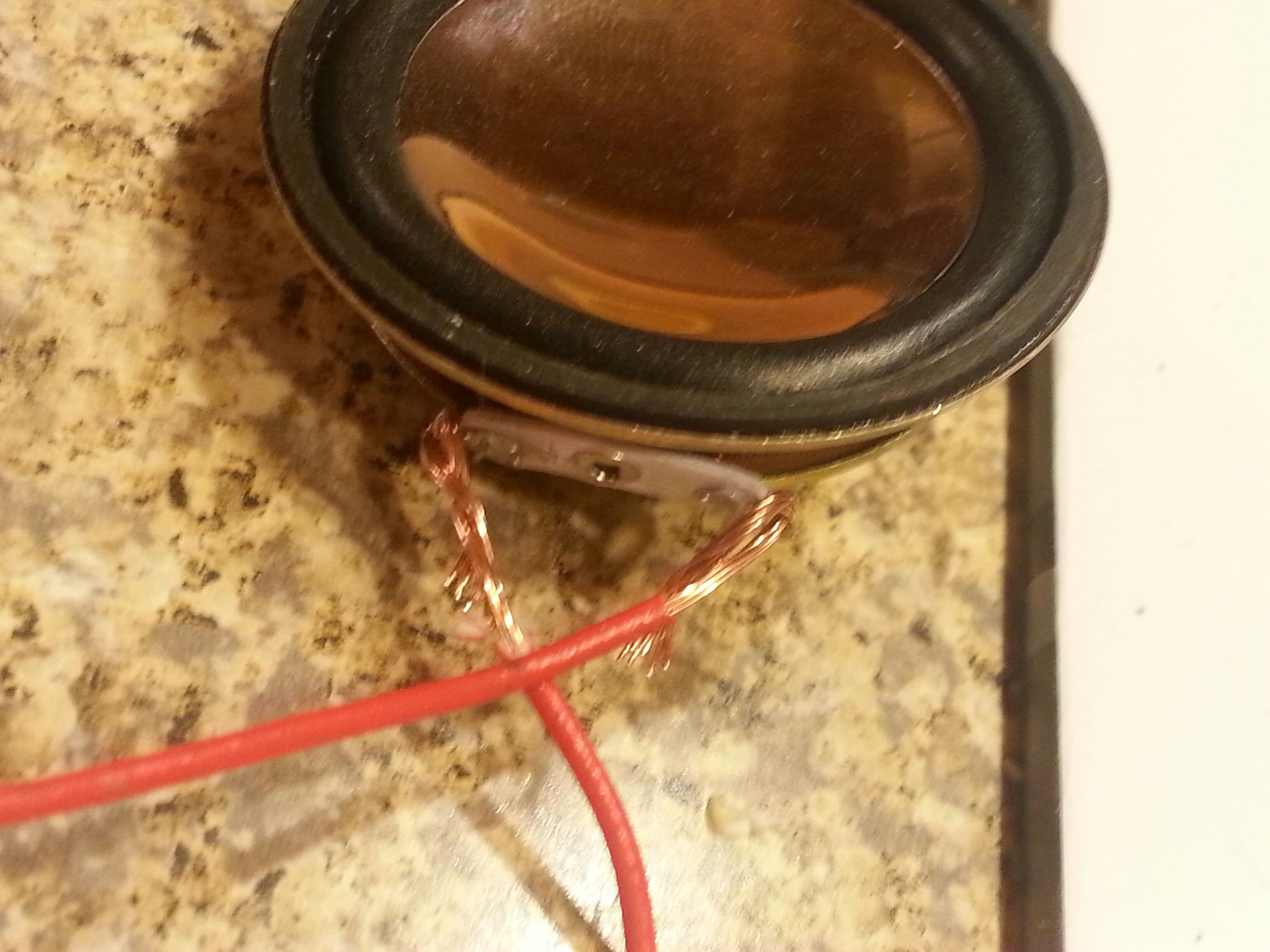 Picture of Wire the Speaker