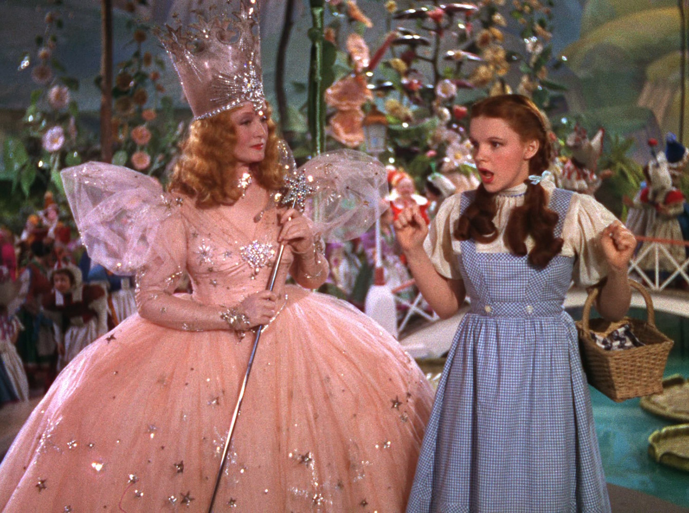 Picture of DIY Glinda the Good Witch Crown (The Wizard of Oz)