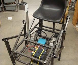 Hexabot: Build a Heavy Duty Six-legged Robot!