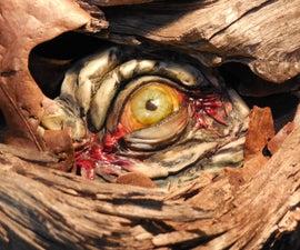 Realistic Edible Zombie Eyeball