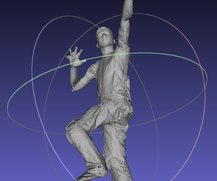 3D Print and Animate Yourself