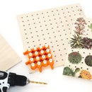 Make Custom Pegboard (3D Jig File Included)