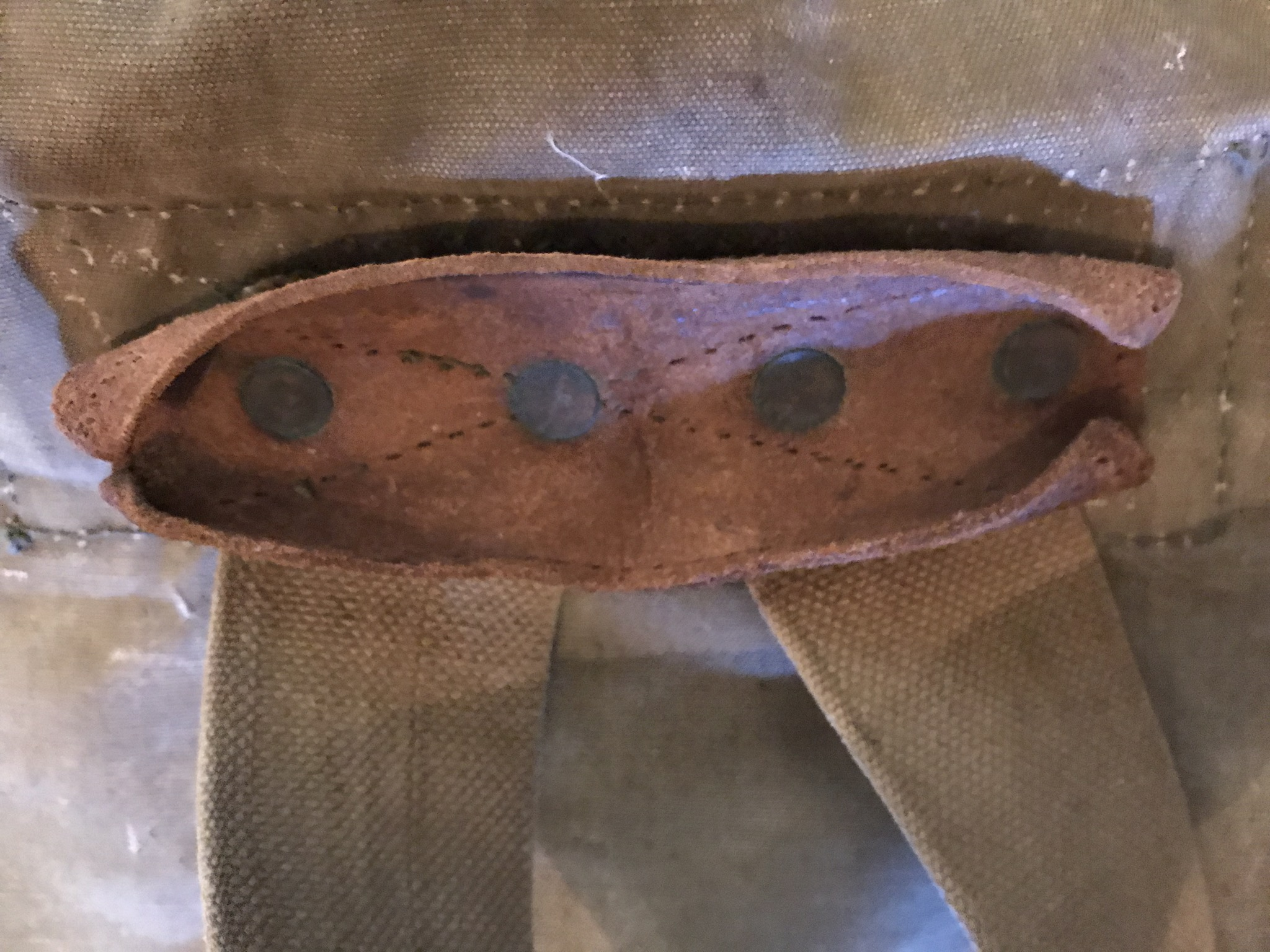 Picture of Tear Apart the Old Backpack