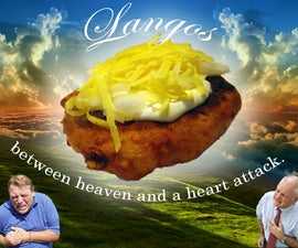 Langos (between heaven and a heart attack)