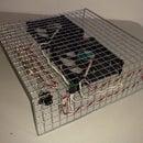 Zero Cost Aluminum Furnace No Propane No Glue Epoxy