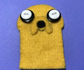Adventure Time Pocket Jake and Patch Jake