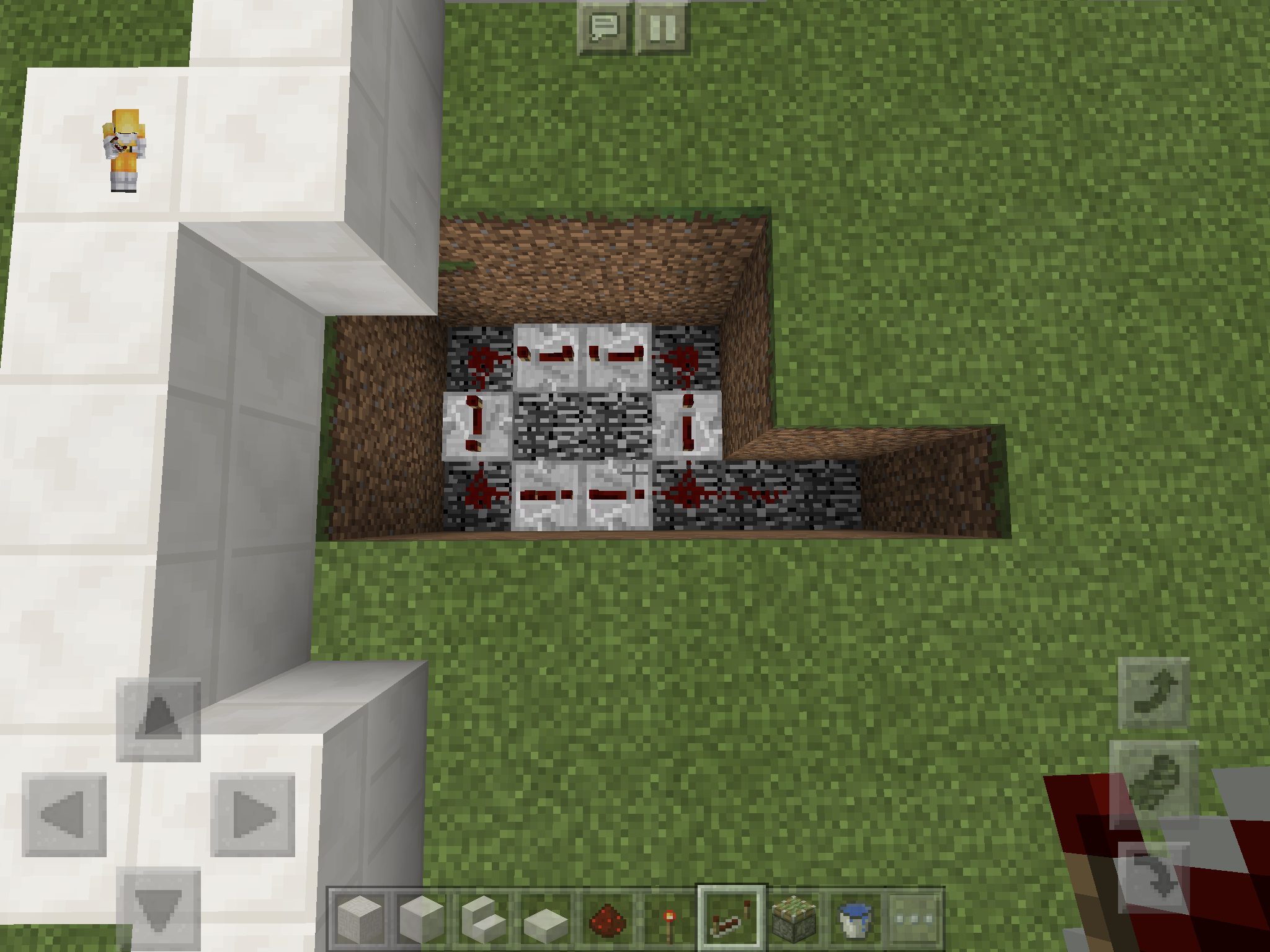 Picture of Redstone Pit and Redstone
