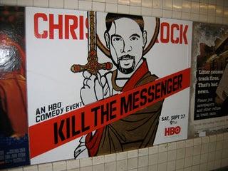 Instant Subway Ad Street Art