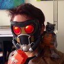 Star Lord Mask - Halloween Upgrade