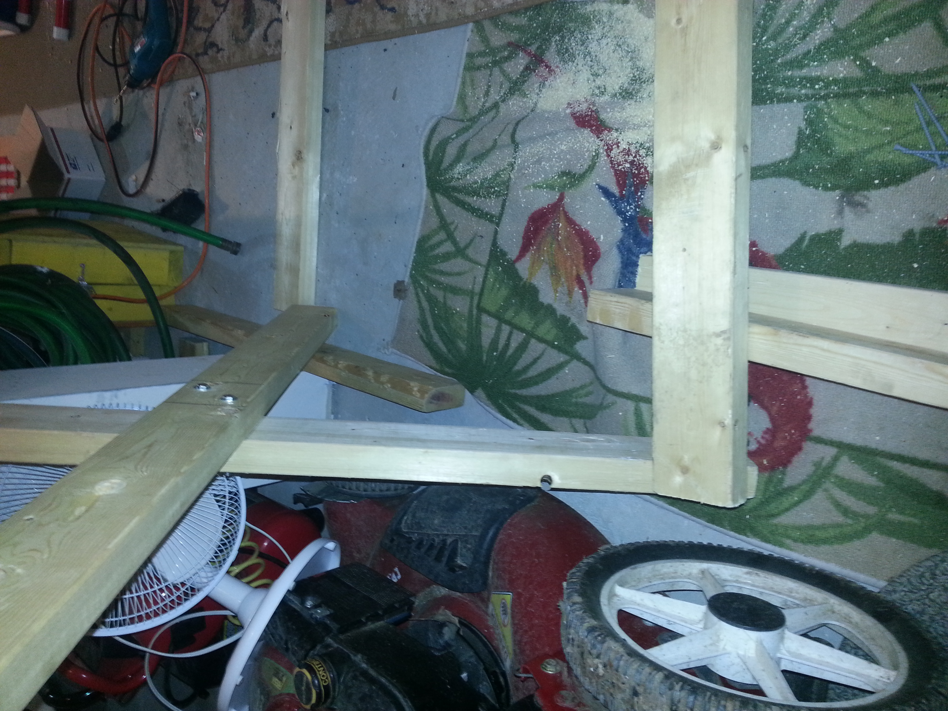 Picture of Making the Frame: