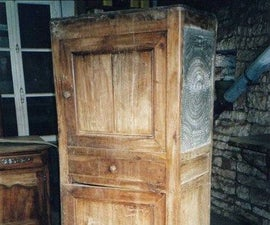 How to restore an antique furniture