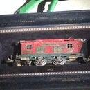 Refurbished Vintage Train Set