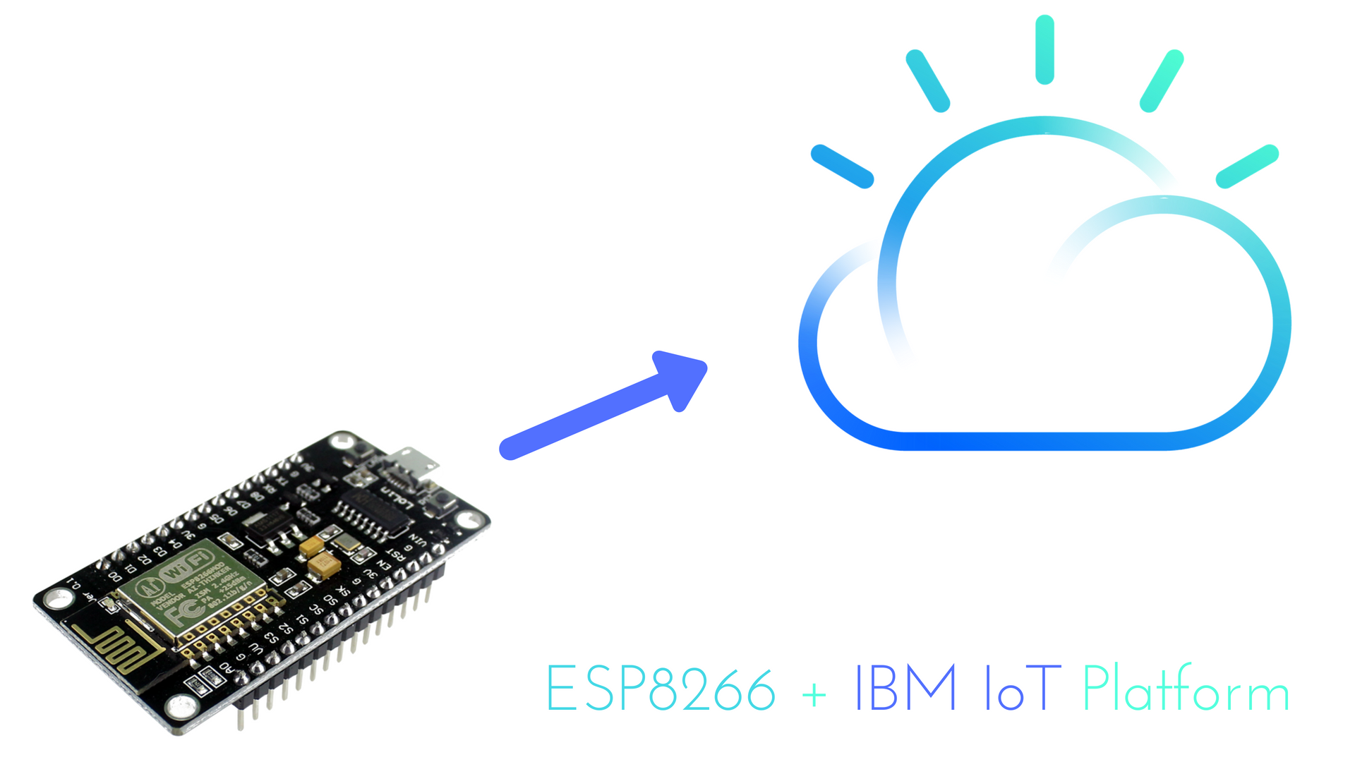 Picture of Cómo Conectar Un ESP8266 a IBM IoT Platform