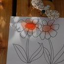 Teaching Cross-pollination in Pre-school