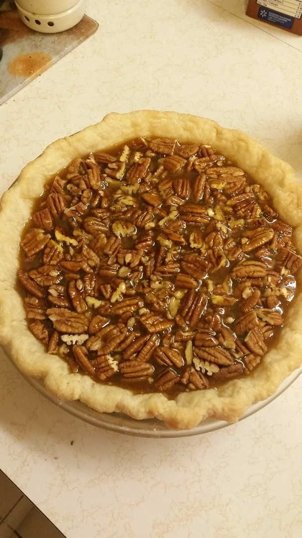 Picture of Assemble and Bake the Pie