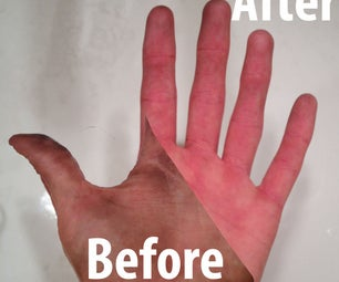 Clean Your Hands With Dirt!