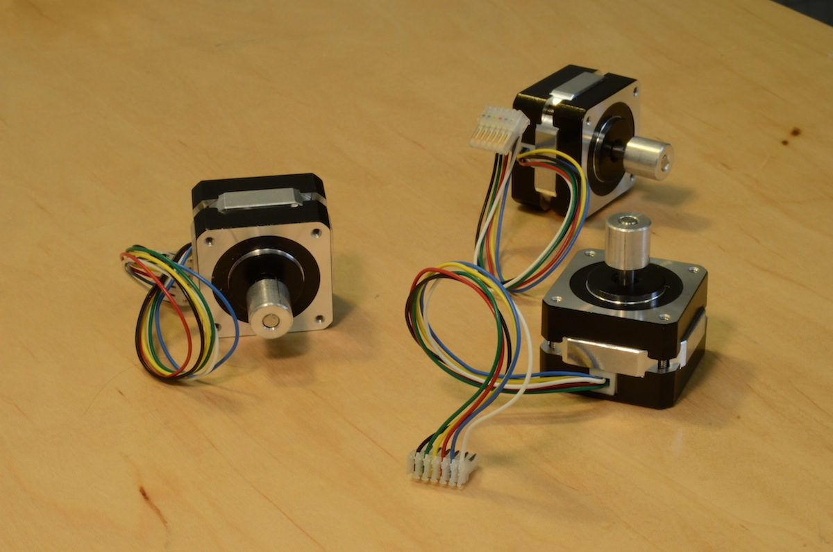 Picture of Mount the Motors