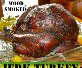 How to Cook Jamaican  Jerk Turkey