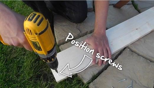 Position Screws
