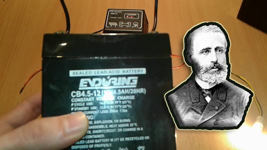 12v Battery Inventor