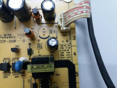 """Testing the Circuit and Find Out the """"switch"""""""