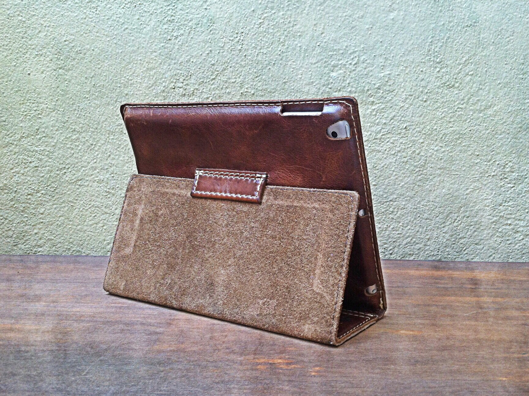 Picture of Leather IPad Air Case