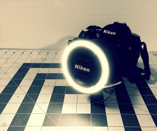DSLR Ring Light