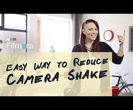 DIY Camera Stabilizer Made in ONE Step