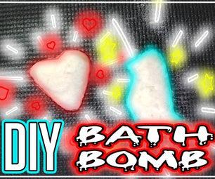 Easy Bath Bomb Recipe With Essential Oil