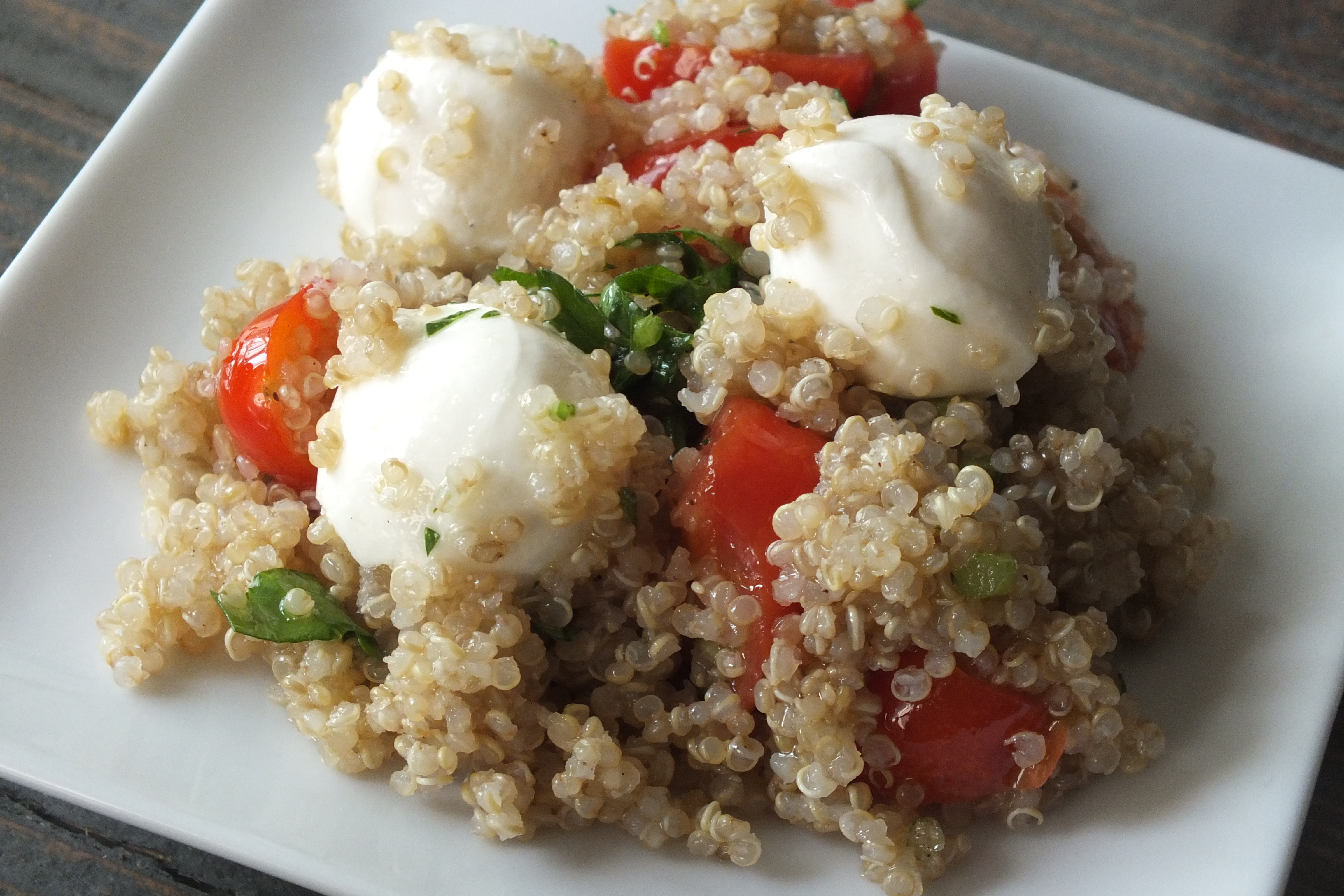 Picture of Quinoa Caprese