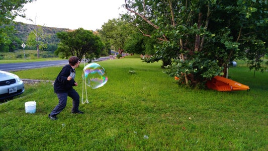 Bodacious Bubble Trick - Bubble/s in a Bubble