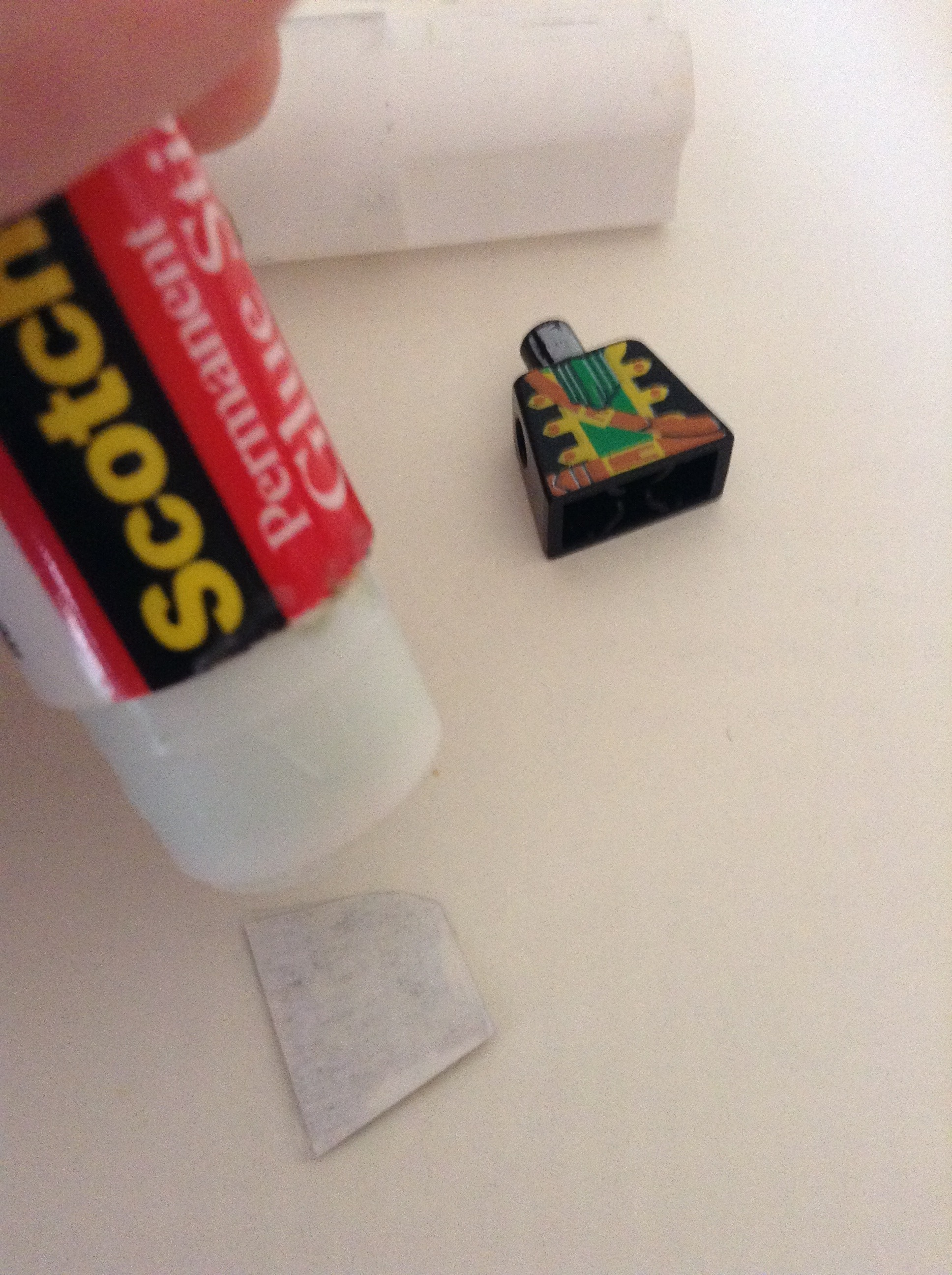 Picture of Now Take a Glue Stick